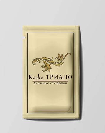 влажные салфетки с логотипом ценаa
